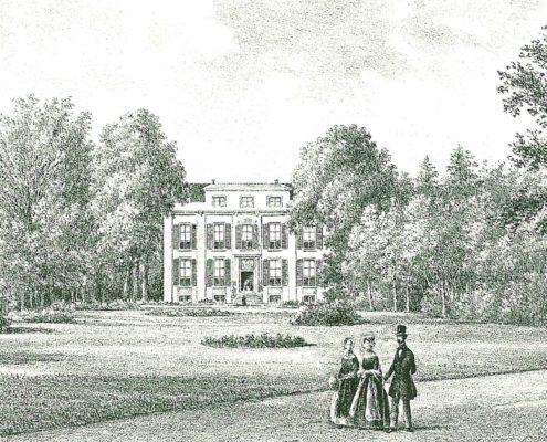 Historisch tuinonderzoek